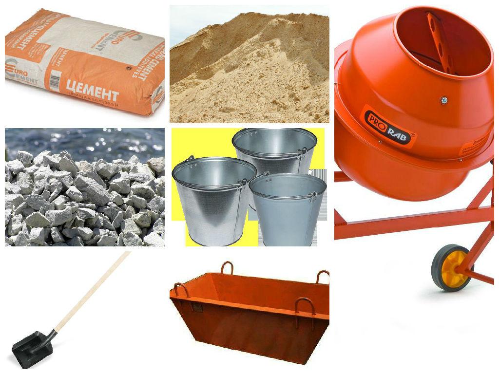 Что необходимо знать для того, чтобы приготовить бетон?